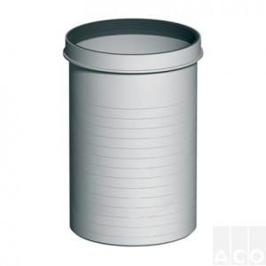 Надставка пластикова  Д=125мм