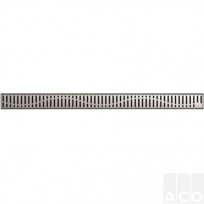 "Решітка ACO ShowerDrain C 785 мм, ""хвиля"", AISI 304"