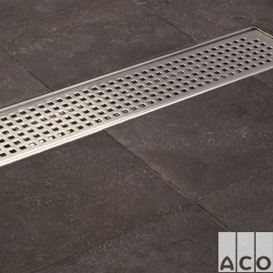 "Решітка ACO ShowerDrain C 785 мм, ""квадрат"", AISI 304"