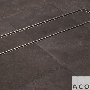"""Решітка ACO ShowerDrain C 785мм, """"під плитку"""", AISI 304"""