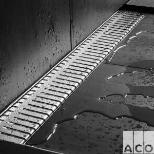 """Решітка ACO ShowerDrain C 785мм, """"Piano"""", AISI 304"""