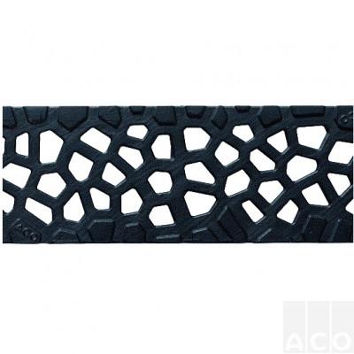 """Решітка чавунна Self Euroline """"Voronoi"""" 0,5м."""