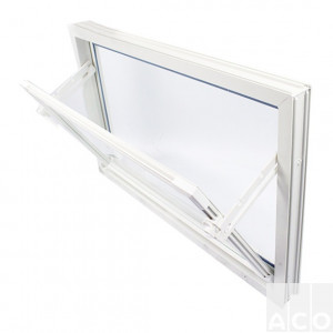 Вікно ACO Kipp 60х40, біле