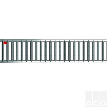 Решітка Self Euroline нержавіюча (електрополірована) 0,5м